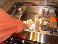 キッチン・トイレ周りの清掃